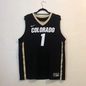 Nike Colorado Basketball Jersey